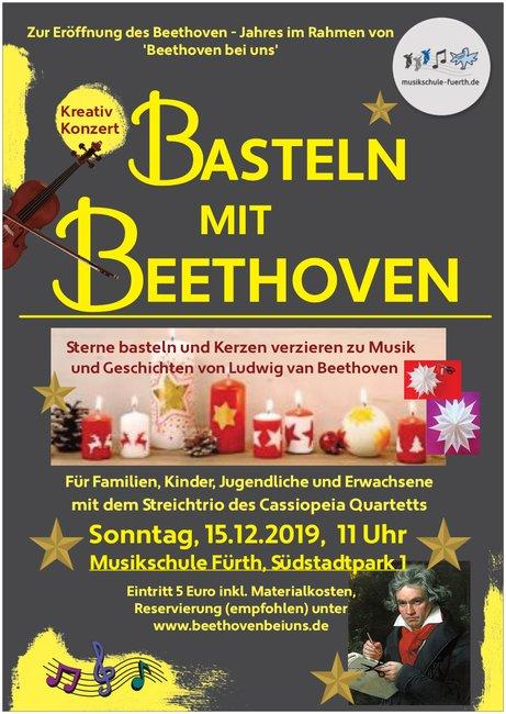 Basteln mit Beethoven
